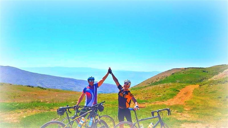 cyclinglife cycling lebanon ... (Sannin, Mont-Liban, Lebanon)