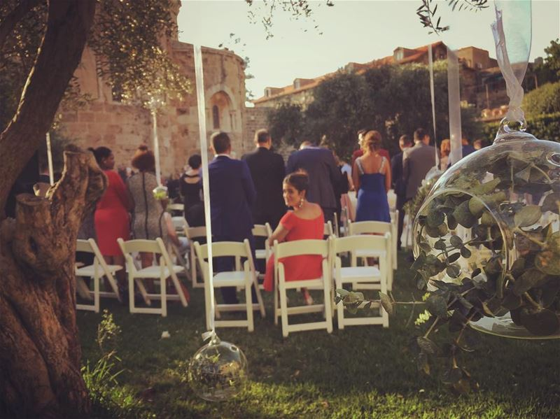 """Happily ever after, starts here"" happily beautifulday  wedding ... (Byblos - Jbeil)"