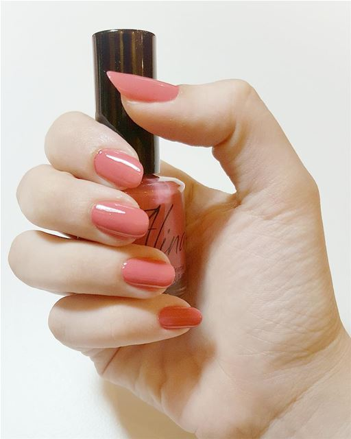 """Ring around the rosey"" by alina breathable and organic nailpolish... (MUREX Beauty Therapy)"