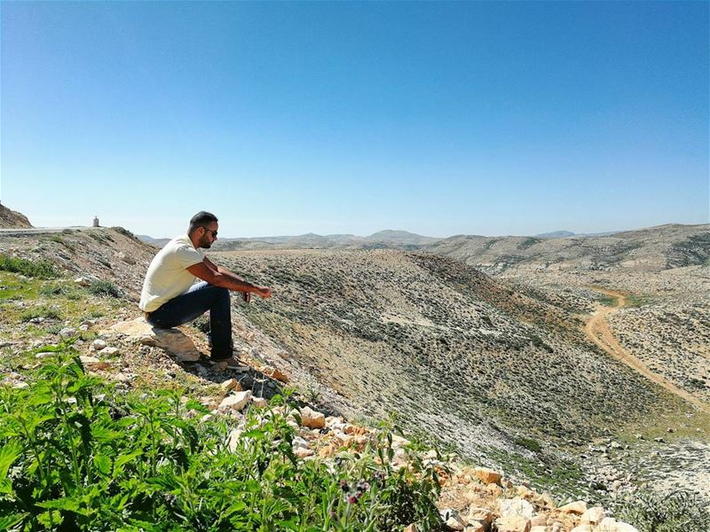 Sannine bel3alali 😎 (Mount Sannine)