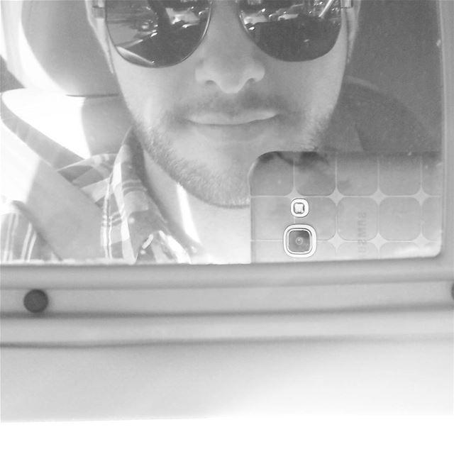 But first, let me take a selfie ..... selfportrait Me I Myself Beard... (Tripoli, Lebanon)