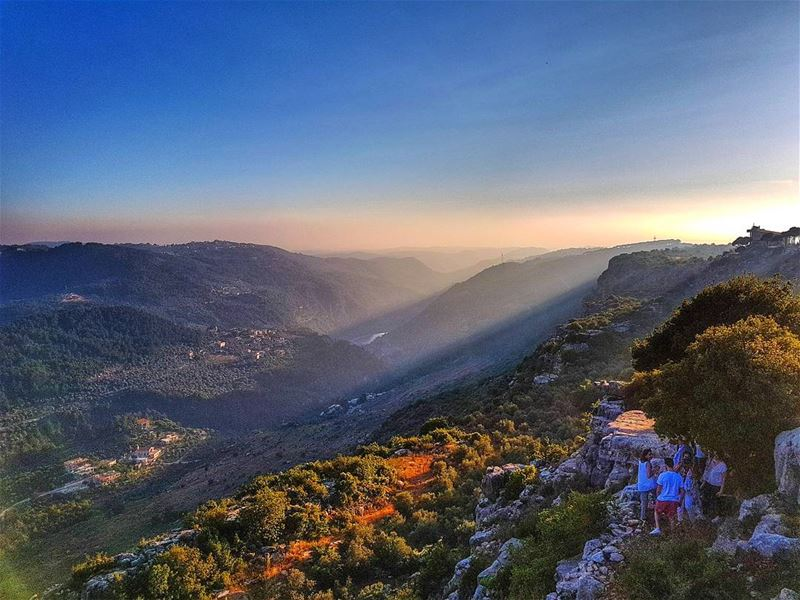 A view to Jezzine valleys landscape landscapephotography valley ...