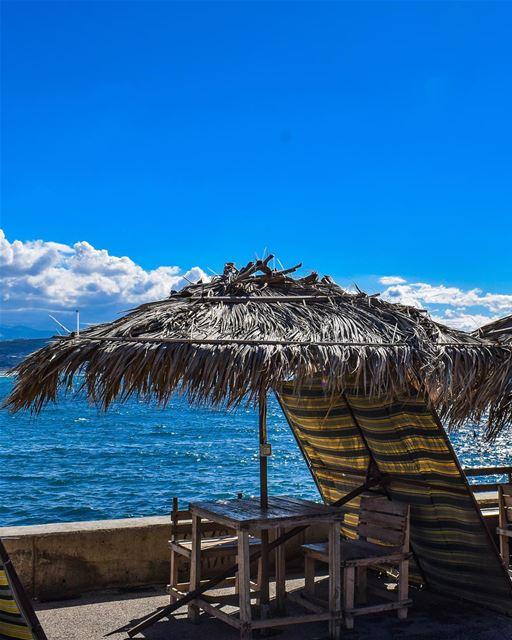 Summer vibes ☀️🌊 ... (Al Mina', Liban-Nord, Lebanon)