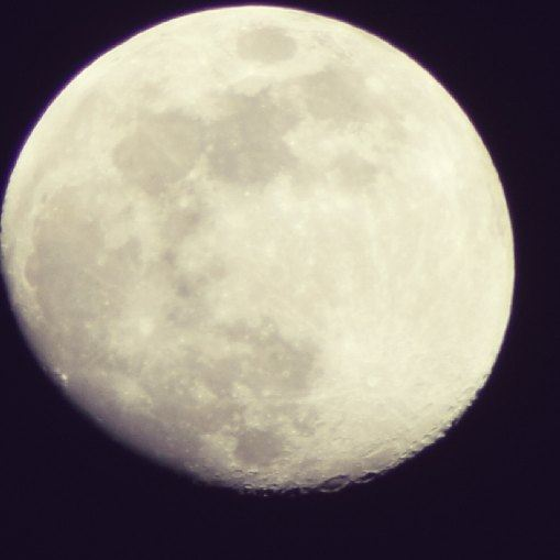 moon night lebanon nikon 300mm photography @antonio.moukhtafi (Beruit, Rabieh)