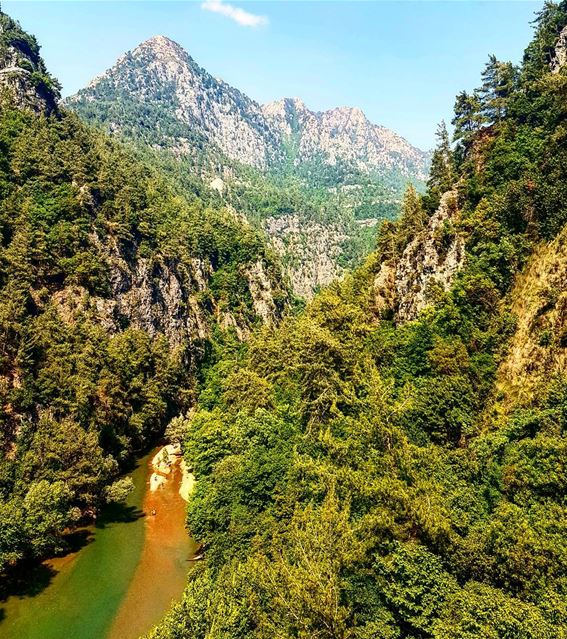 greenmountains greenriver bluesky shinyday keepitgreen keepitclean ... (Chouwen Lake)