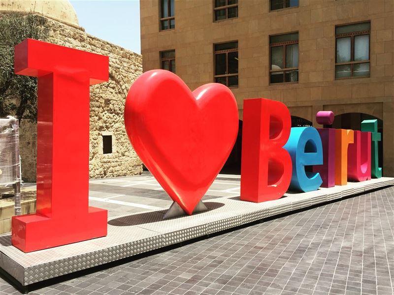 I❤BEIRUT onlyfiliban beirut beirutsouks lebanon ilovelebanon ... (Beirut Souks)