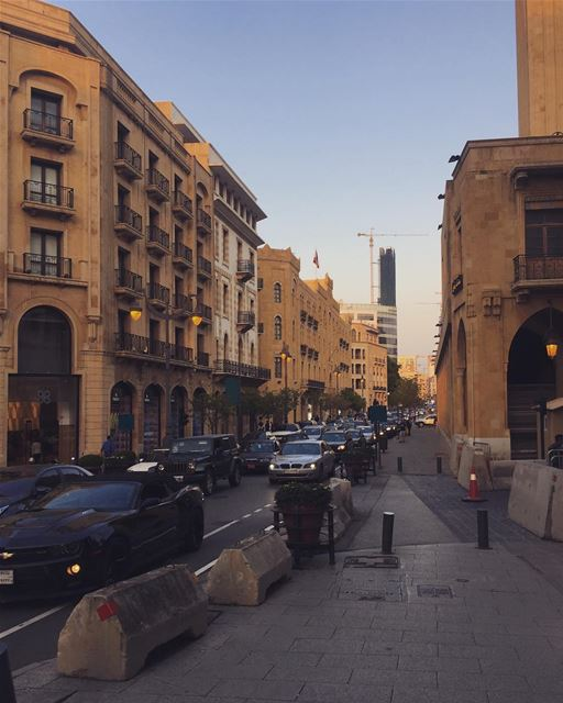Home away from home, yet feels like home. ... (Downtown Beirut)