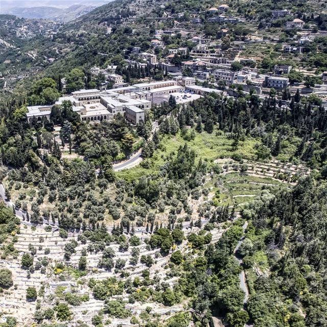 Beiteddine Palace green surroundings ...... lebanon chouf ig_lebanon... (Beiteddine Palace)