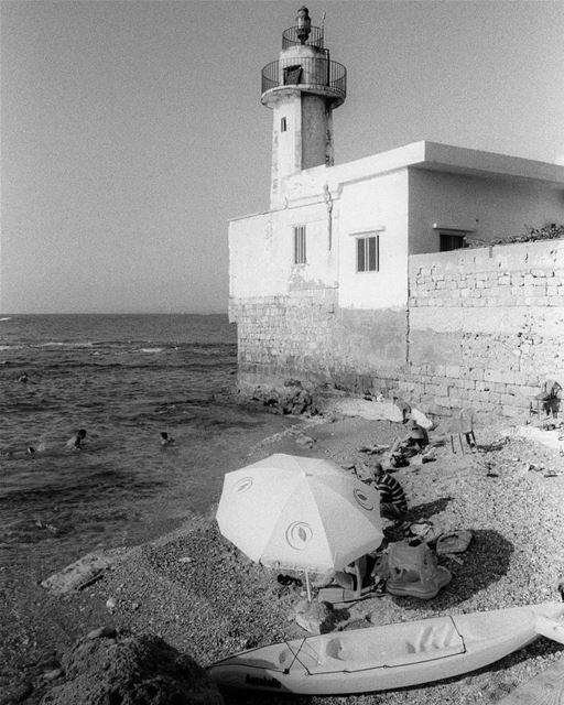 tyre lebanon🇱🇧 alfanar filmphotography film blackandwhite ... (Tyre, Lebanon)