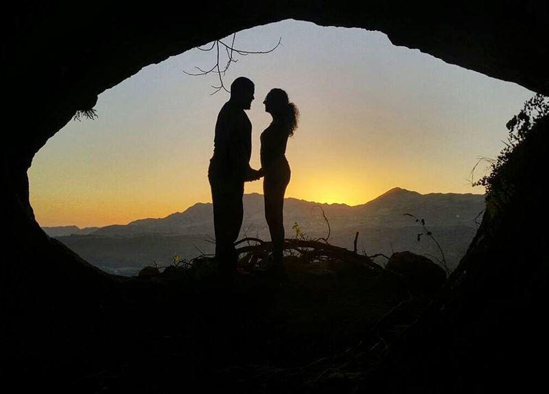 Just me and you romance love Lebanon sunset lebanesesunset ...