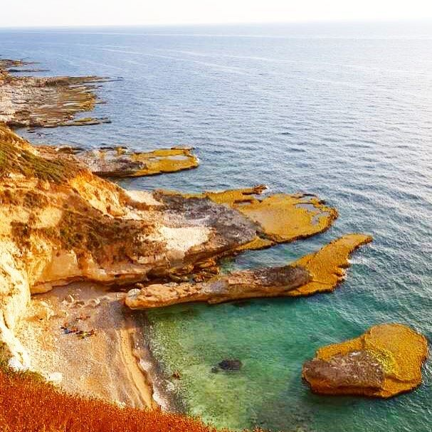 When you decide to make your afternoon count !---------------------------- (Naqoura)