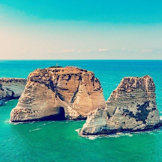 lebanon 💙 ..... naturelover beach beirute landscape discover ...