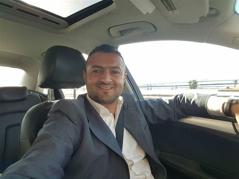 في المدينة traffic lebanon beirut town audi ... (Beirut, Lebanon)