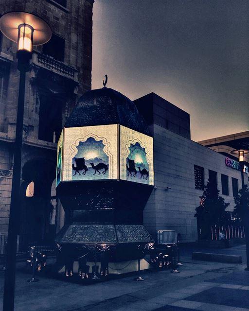 lebanon beirut رمضان beirutsouks photooftheday instagallery instamoments... (Beirut Souks)