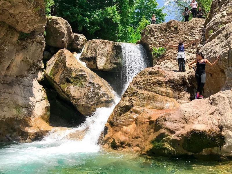 My happy place 💦 (Lebanon)