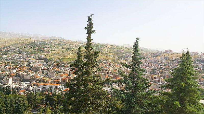 💙🏘💚 (Zahlé, Lebanon)