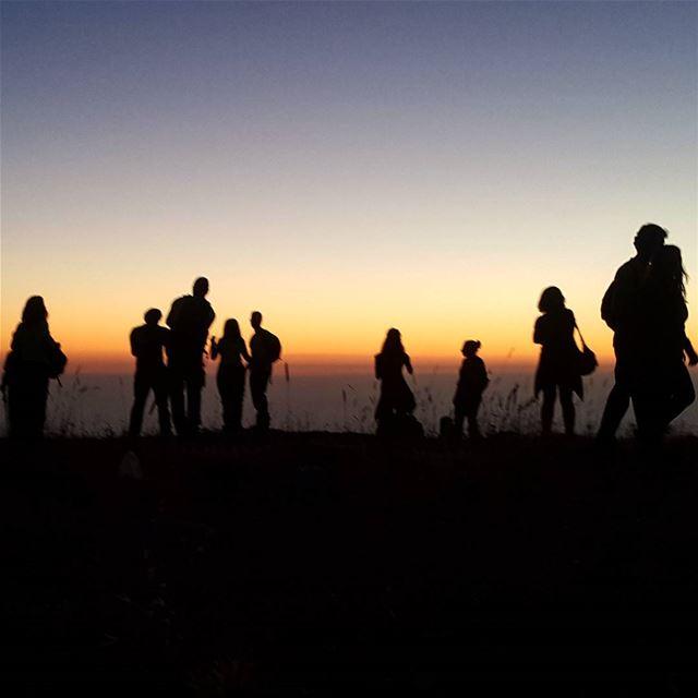 A beautiful sunset livelovelebanon lebanon🇱🇧 img_lebanon ... (Hammana)