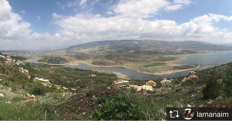 Repost from @lamanaim 💚🌲🏡⛰ livelovebekaa livelovelebanon ... (Saghbîne, Béqaa, Lebanon)