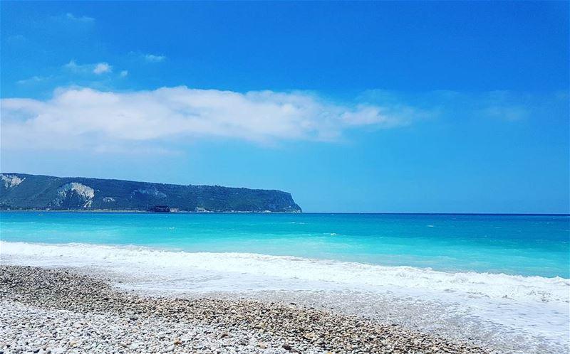 """""""Tangled up in blue."""" lebanon livelovelebanon instalebanon love blue ... (Chekka)"""