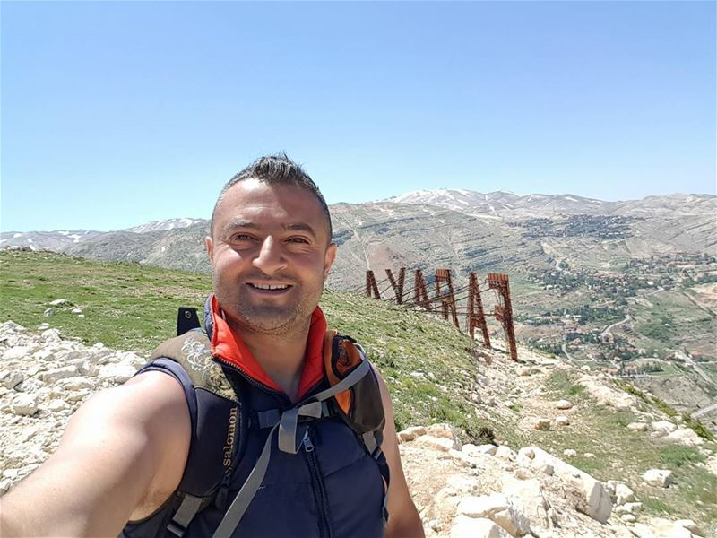 @1951 meters lebanon keserwen mountains nature hiking climbing ... (Faraya, Mont-Liban, Lebanon)