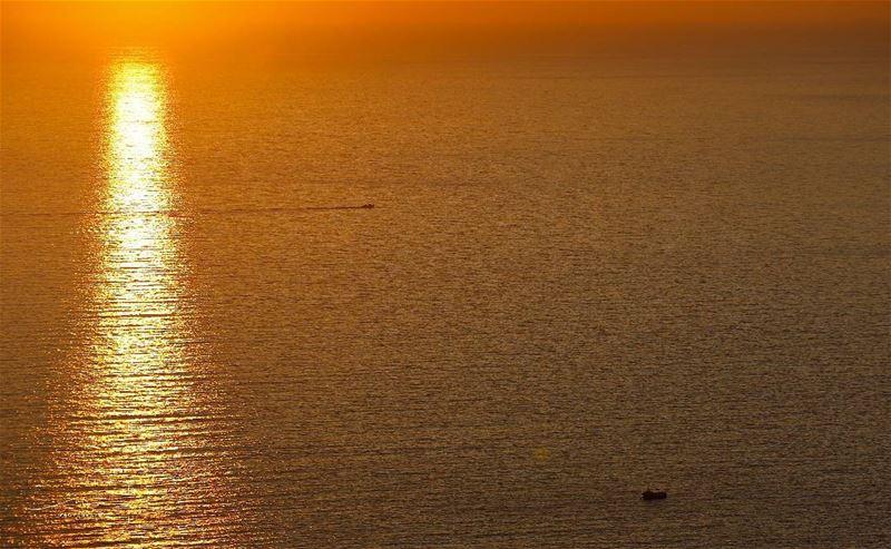 Chasing sunsets ☀☀☀ (Halat, Mont-Liban, Lebanon)