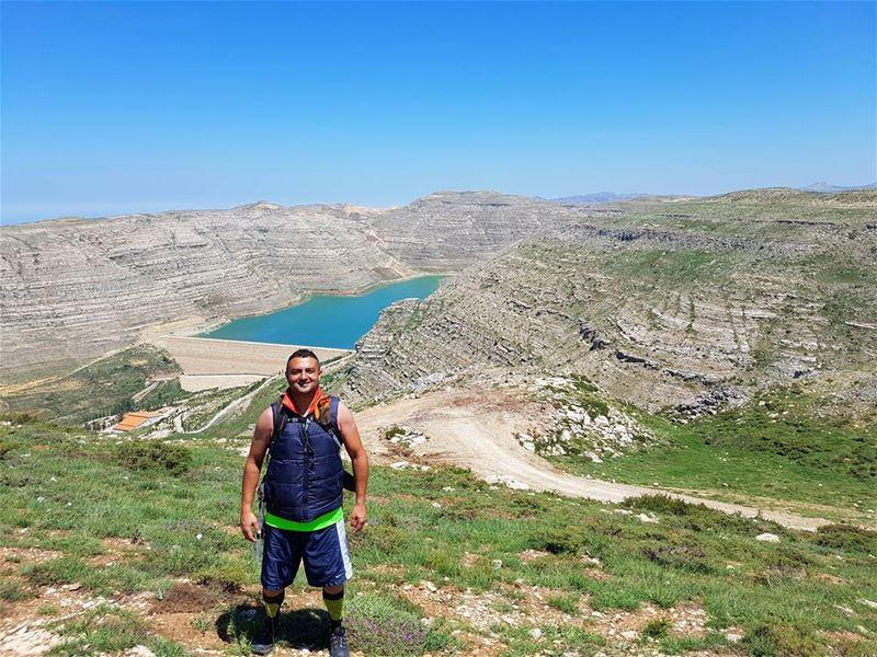 mountains lebanon keserwen faraya chabrouh dam hiking climbing ... (Chabrouh Dam-Faraya)