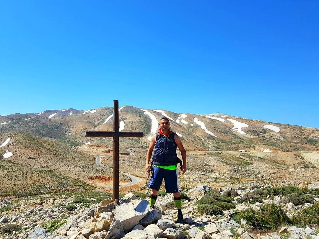 Officially it's summer ☉ mountains lebanon keserwen summer hiking ...