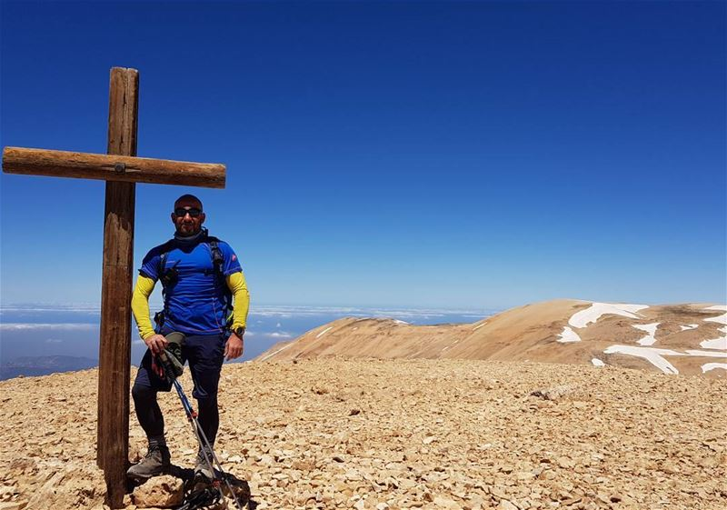 When you get to the top of any big mountain you're only half way there.... (Qurnat as Sawda')