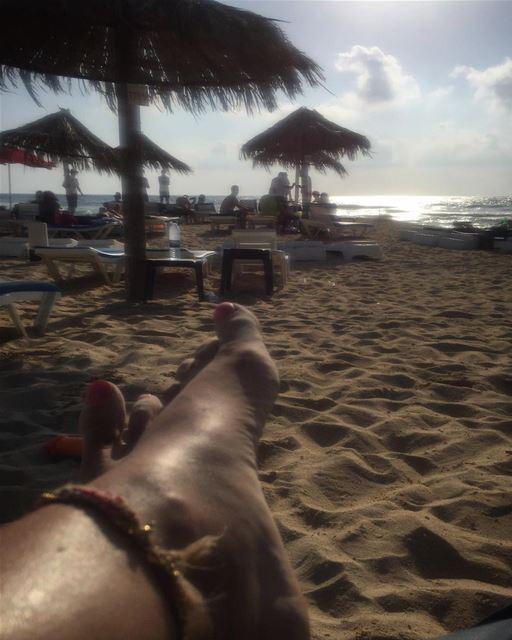 هذا البحر لي - This sea is mine sea beach beachlover lebanon ... (Jieh)