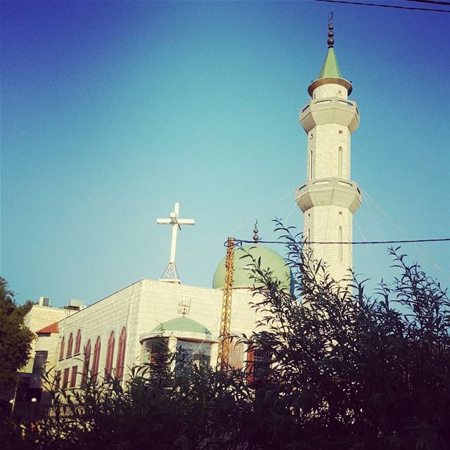 Not sure if mosque or church mosque church islam christianity ...