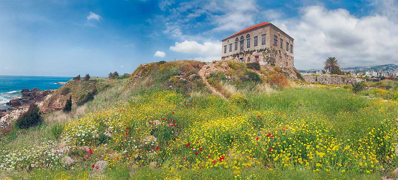 Byblos Castle and Citadel 360 Panoramic Virtual Tour