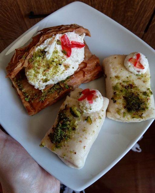 😋👌 yummy nomnom sweettooth delicious tasty dessert dessertporn... (Beirut, Lebanon)