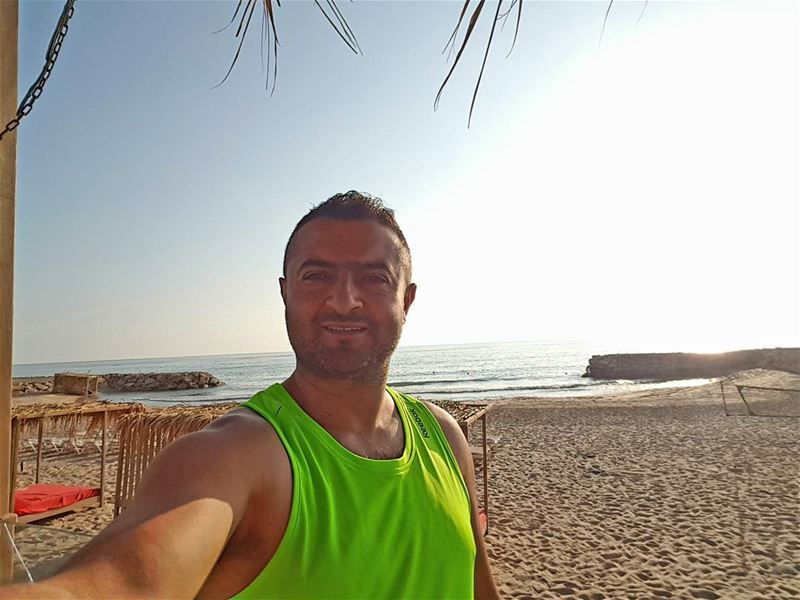 summer sun beach lebanon mylebanon livelovelebanon ... (Damour Beach Resort)