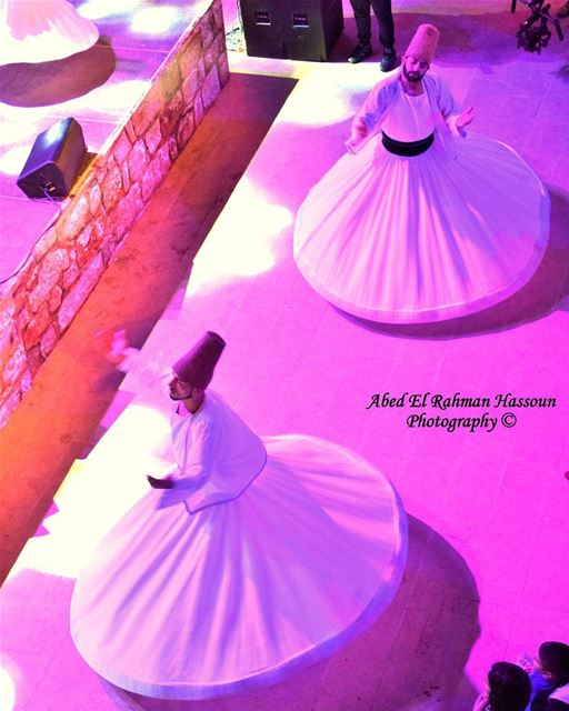 Sufi dancing 🌙Come to celebrate this month festivities in Khan El Askar, (Khan El Askar)