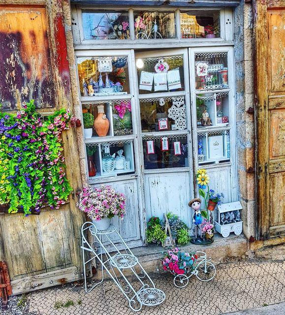 Original village shop display village shop authentic ... (Douma Souks)