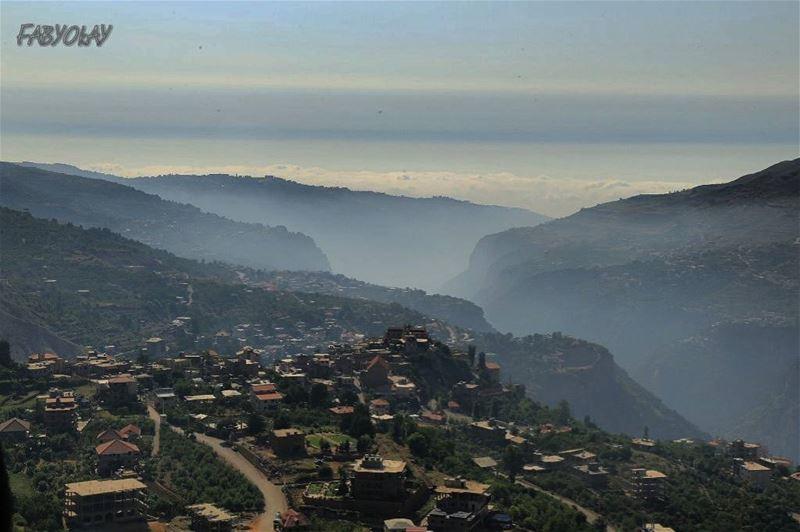 lebanon afternoon skylovers beautiful photooftheday proudlylebanese... (Bekaa Kafra)