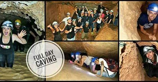 This sunday 18 June will have the chance to spend a full day in the cave...
