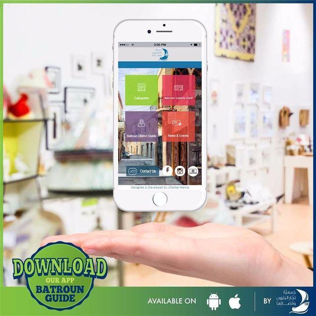 batroun application batroun_guide bebatrouni lebanon northlebanon ... (Batroûn)