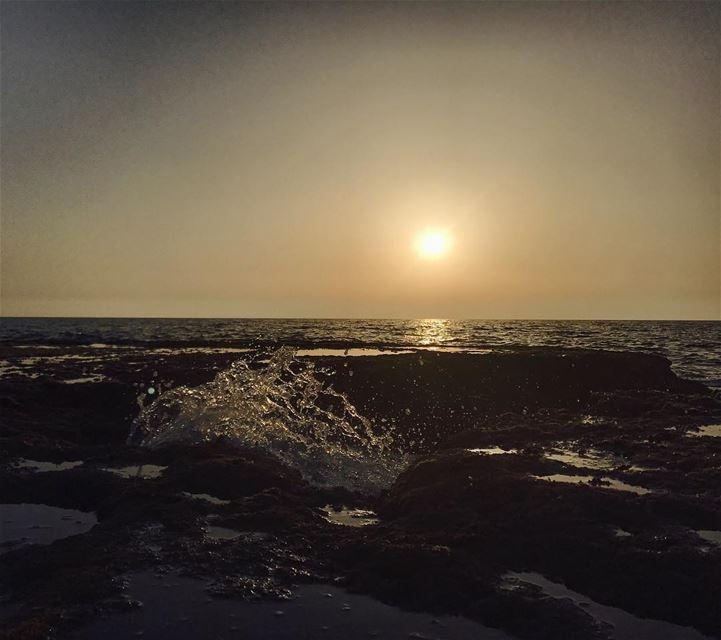 heaven peace love simplicity goodnight 💛💛 (El Mounsef, Mont-Liban, Lebanon)