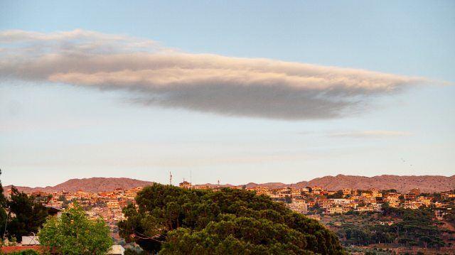amazing view clouds☁ cloudicious ainqnia Hasbaya lebanon south ...