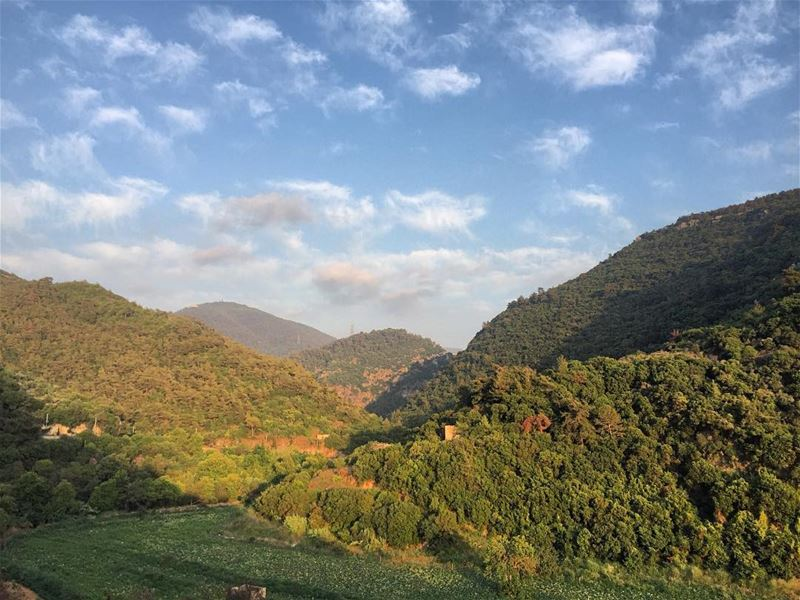Be proud of your hometown. It's a big part of what makes you the person... (Ed Dâmour, Mont-Liban, Lebanon)