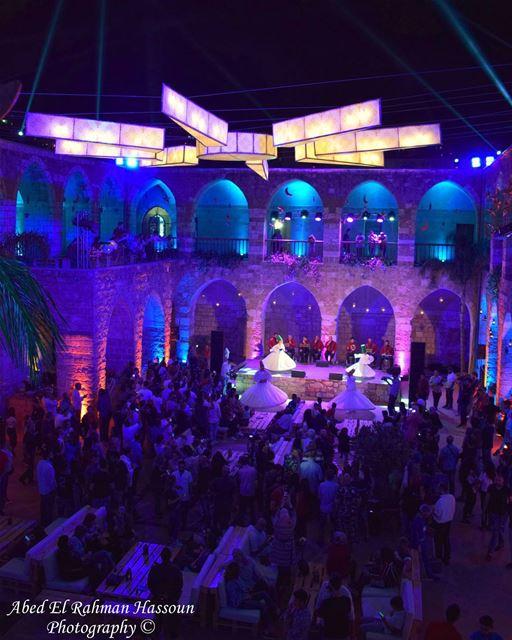 Ramadan festivities in Khan El Askar, located in the heart of Tripoli,... (Khan El Askar)