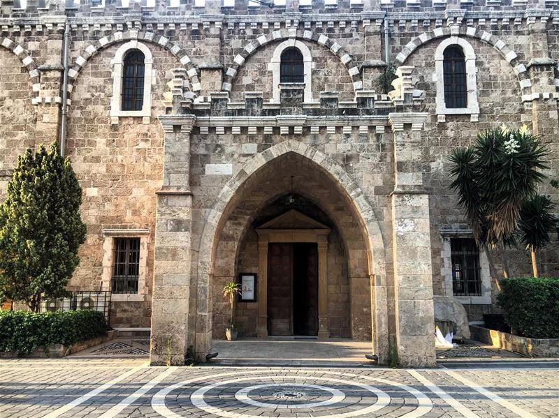 b a t r o u n 🇱🇧 lebanon lebanon_hdr batroun church architecture ... (Eglise St. Estephan Batroun)
