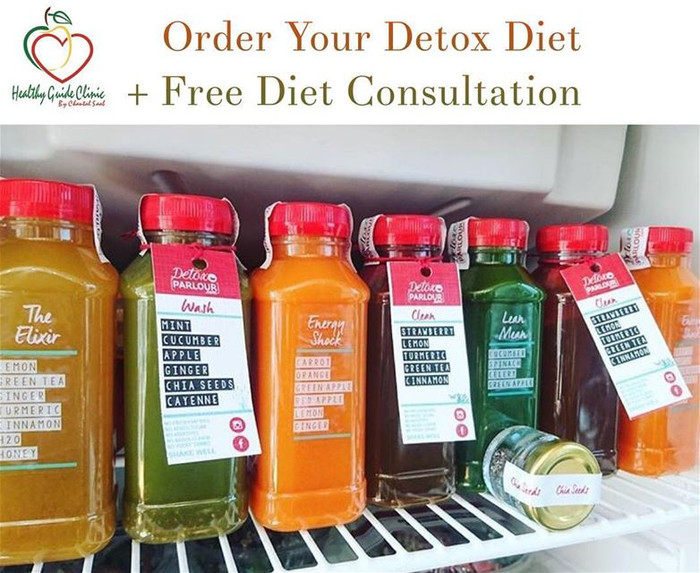 Your Detox Diet is delivered to your door 😃Lose 3 kgs in 5 days 😍....