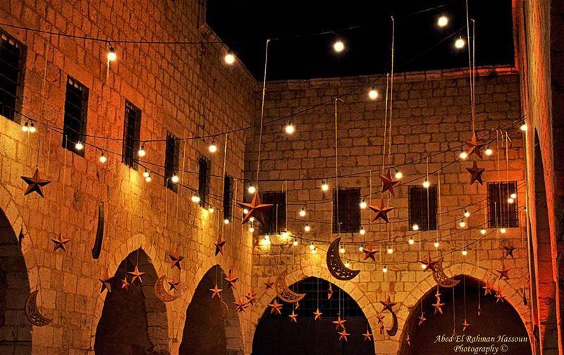 Ramadan festivities in an authentic place: Khan El Askar 🌜🌛 Come to... (Khan El Askar)