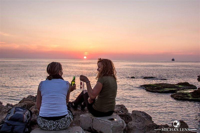 Peaceful time, cheers (kferabida) lebanonbylocal discover961 lebanon ...