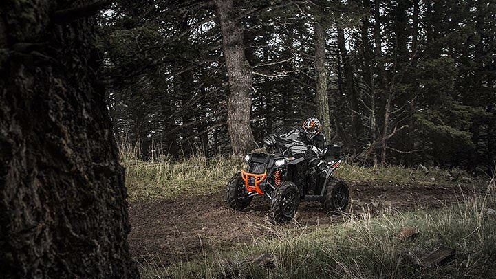 Most powerful ATV just landed in our showroom ! Scrambler XP 1000 -...