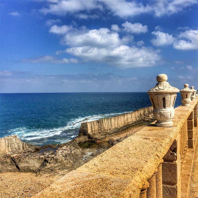 batroun love lebanon lebanontimes lebanonspotlights whatsuplebanon ... (Phoenicien Wall)