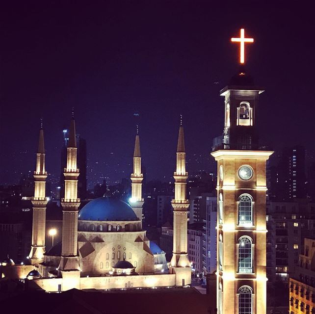 This is my lebanon This is my beirut ❤️ (Downtown Beirut)