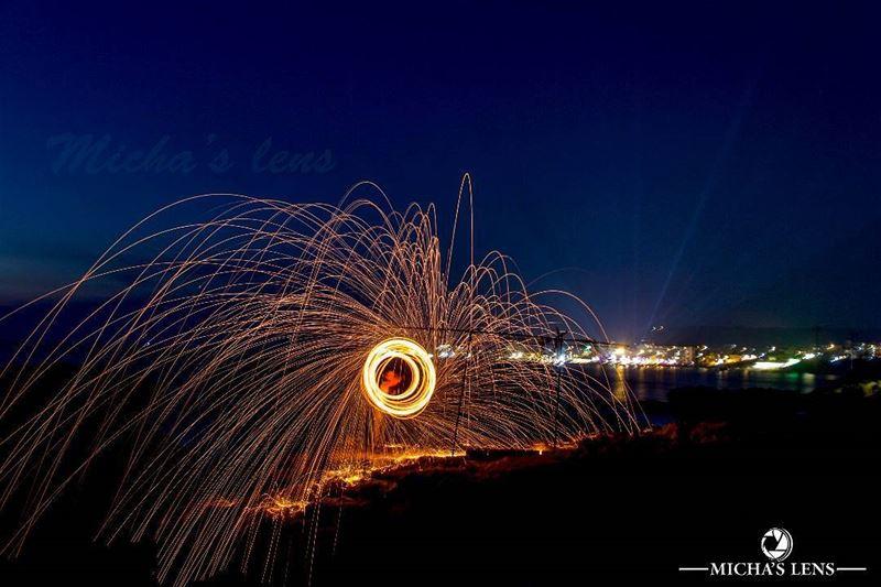 Batroun by night 😀😀 lebanonbylocal discover961 lebanon ...